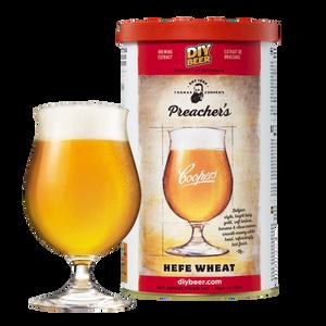 Bilde av Preacher's Hefe Wheat 1,7kg